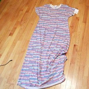 LuLaRoe Dresses - LuLaRoe Maria Dresses Lot of 2 w/tags Large